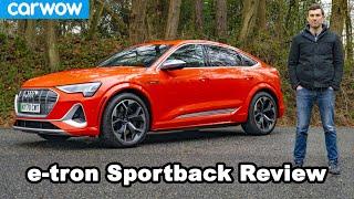 Audi e-tron S Sportback: Quicker and better than a Model X?