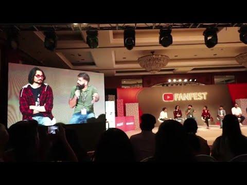 YouTube Fanfest 2018 Vlog | Anupama Jha