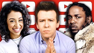 Why People Are Freaking Out About Kendrick Lamar, Set-Up Allegations, Liza Koshy & More