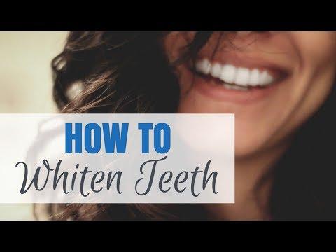 How to Whiten Teeth | Best Ways to Whiten Teeth Fast