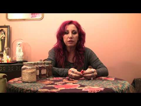 How to Make a Love Poppet, Doll Baby or Voodoo Doll with Madame Pamita for Hoodoo How To