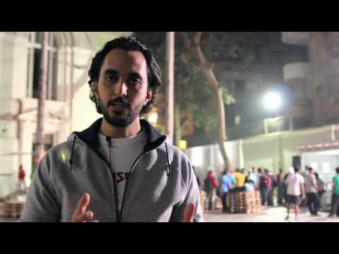 Sponser Egypt  Parkour Day 3 Event