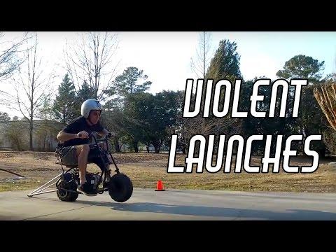 Drag Mini Bike Performance Cam & Flywheel Install