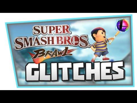 Super Smash Bros. Brawl Glitches - Game Breakers