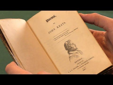 Poems, John Keats. First Edition, 1817. Peter Harrington Rare Books