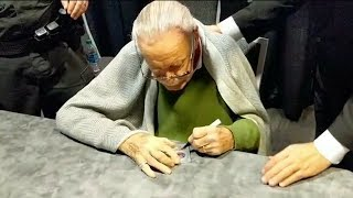 STAN LEE IS BEING ABUSED AND NEEDS HELP