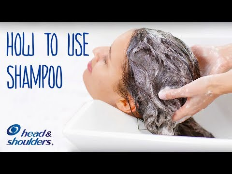 How to Shampoo Hair Properly | Hair Care Tips