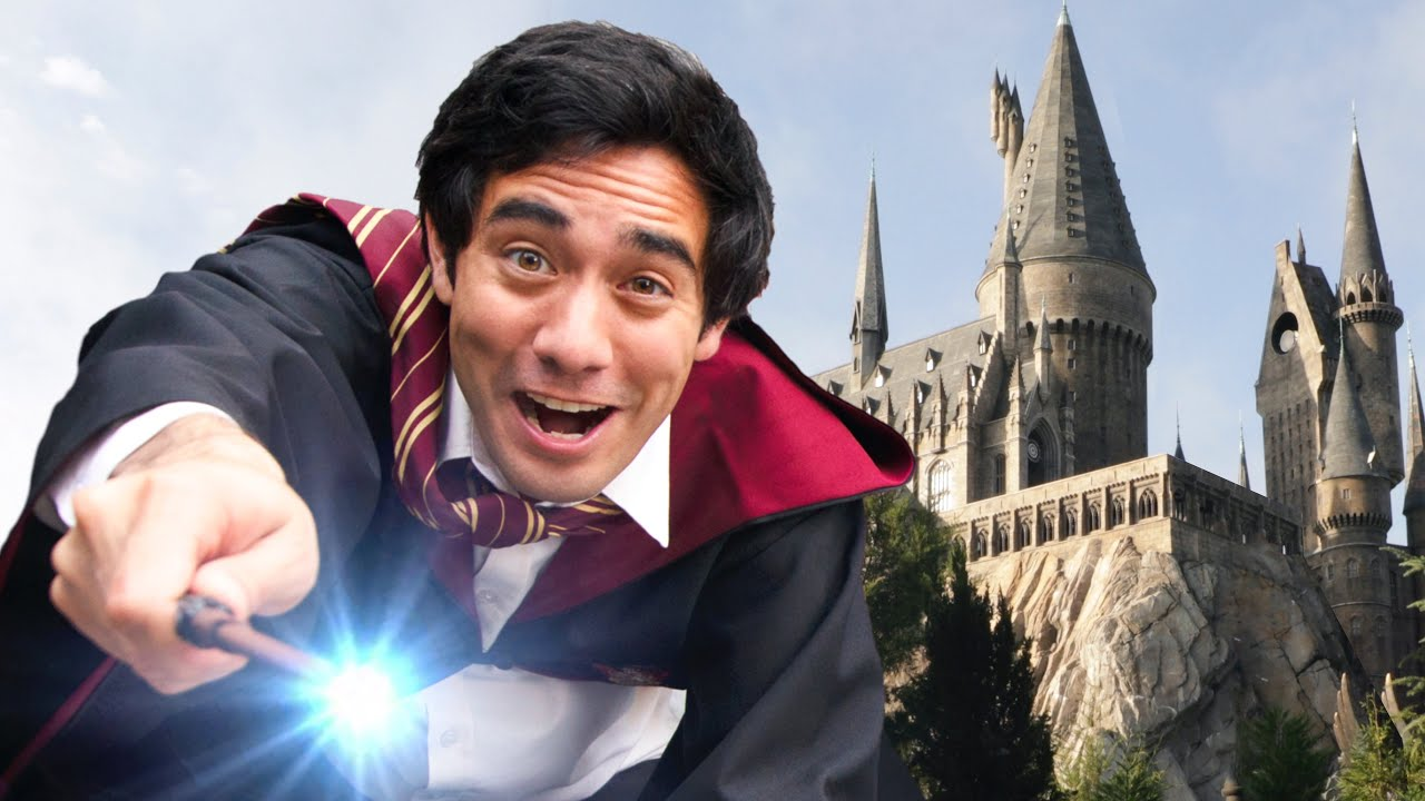 The Magical Mischief Of Zach King