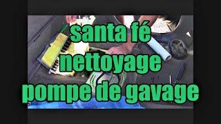 2003 Hyundai Santa Fe Crank No Start P1181 Fuel Pressure