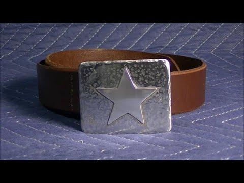 Belt Buckle for Go Texan Day