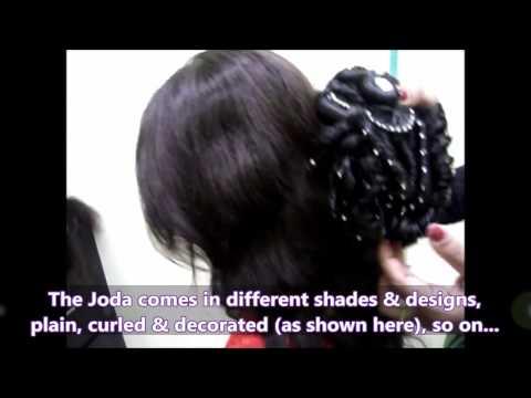 Traditional Bridal & Festive Hair Styles Joda Amboda - Santhosh +91 78293 38459  Part 3/8