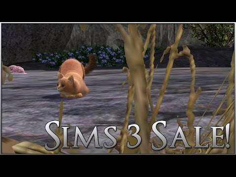 Want Your Own Warrior Cats? Sims 3 + Pets is On Sale!