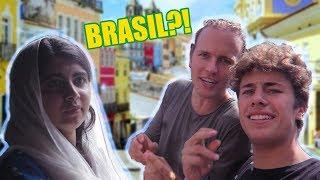MISIÓN SECRETA EN BRASIL! / Juanpa Zurita