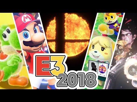E3 2018 Nintendo Predictions! [Collab with AbdallahSmash026]