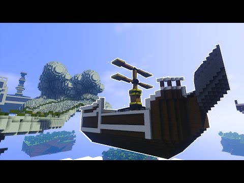 Minecraft Cloudtop Cruise