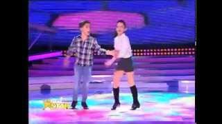 Jasmine și Rareş impresionează juriul de la Next Star printr-un număr excepțional de dans!