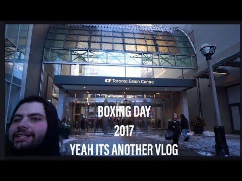 Boxing Day Vlog #2