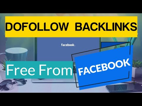How to Get Free Dofollow Backlinks from Facebook PR9