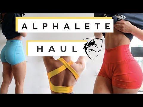Xxx Mp4 ALPHALETE HAUL April 2019 Leggings Shorts Bras Crop Tops 3gp Sex