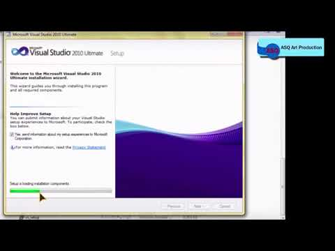Download and install Visual Basic 2010 free