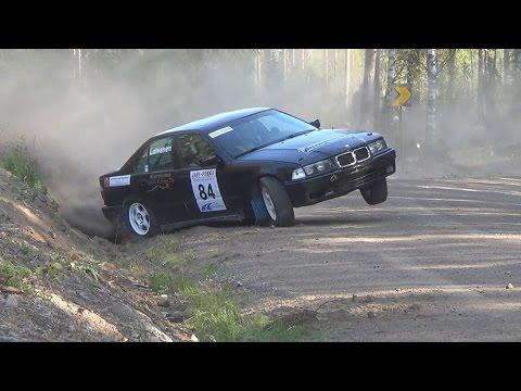 Kylki edellä! // Finns do it sideways!