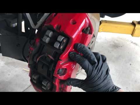 Porsche Cayenne or VW Touareg having brake pressure loss? Check this first!