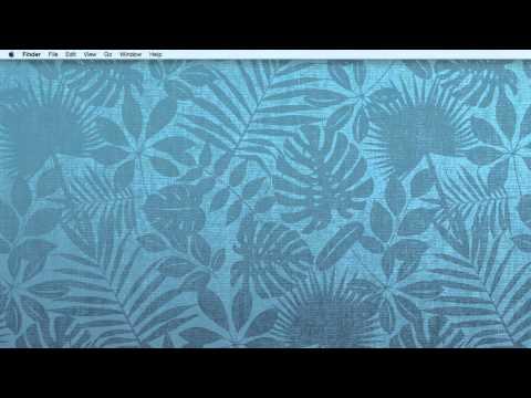 OS X - Changing Finder's Default Folder