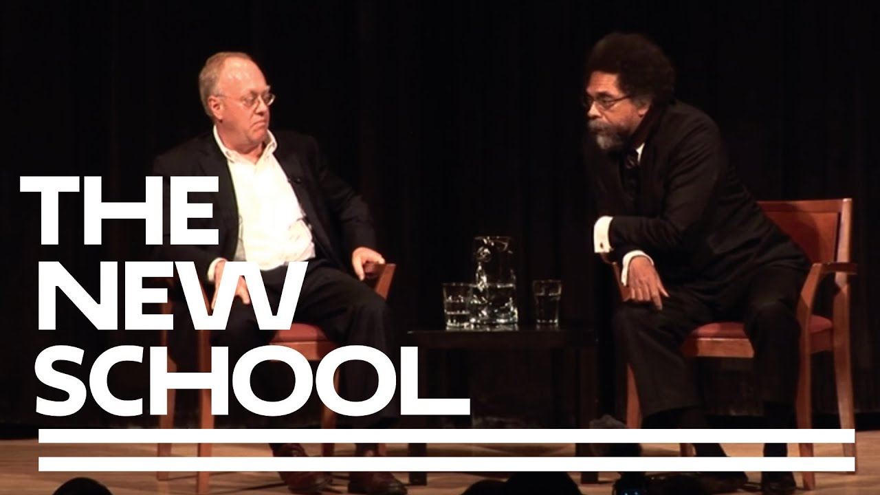 Chris Hedges and Cornel West in Conversation - Wages of Rebellion   The New School