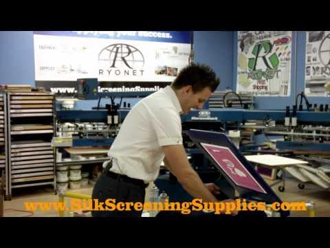 Ryonet Yudu Aftermarket Platens and Supplies