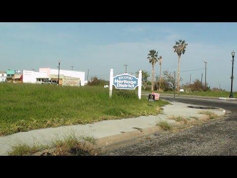 2017 HURRICANE HARVEY: ROCKPORT, TEXAS, U.S.A.