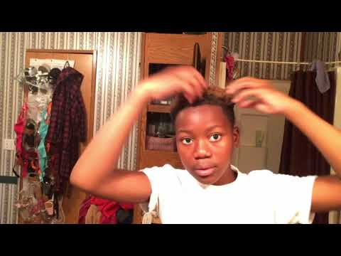 How to get thot boy hair with short hair pt.2 🤣 hilarious