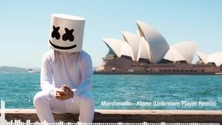 Marshmello - Alone (Unknown Player Tropical Remix)