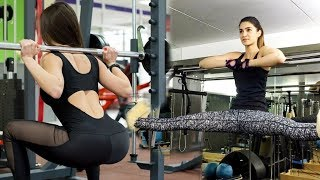 Kriti Sanon Hardcore Gym W0RKOUT 2019   Best Tips For Exercise