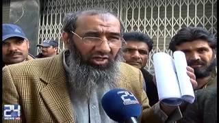 Gujranwala police fight with encroachment mafia