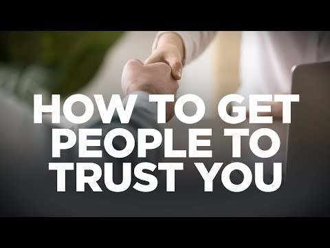 How to Build Trust—Young Hustlers