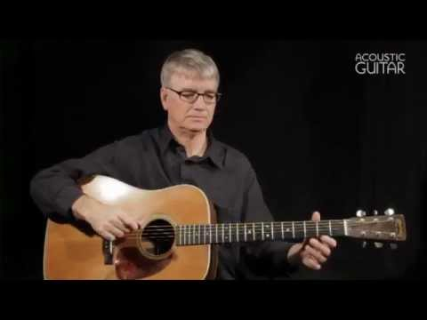 Pick Technique Lesson from Acoustic Guitar