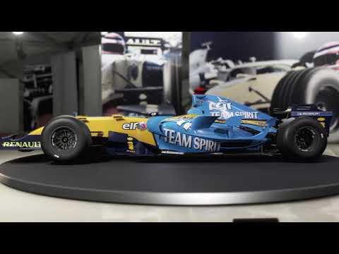 GP von Brasilien im 2006 Renault