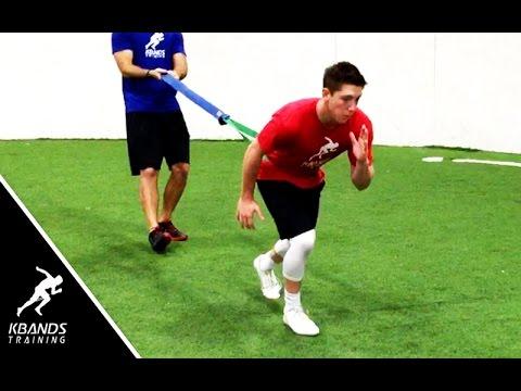Increase 10 Yards, 20 Yards, And 40 Yard Dash Times | Anchor Drag Sprints