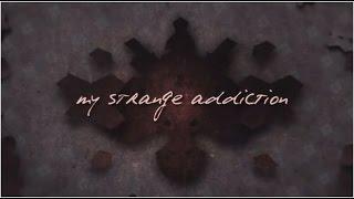 my strange addiction  - staring