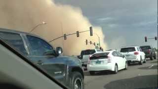 Download Driving Through Arizona Dust Storm (Haboob)- July 21, 2012 Video