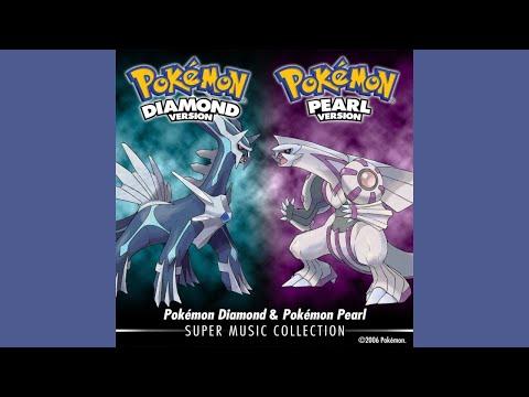 Pokémon Diamond & Pearl - Dialga & Palkia Battle!