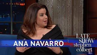 Ana Navarro: Trump Won't Push Me Out Of The GOP