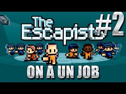 The Escapists : On trouve un job ! #2