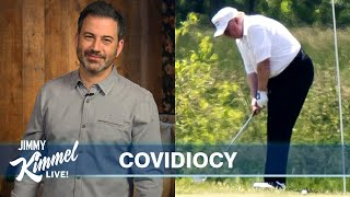 Jimmy Kimmel's Quarantine Monologue – Trump Golfs & Pool Parties in the Ozarks
