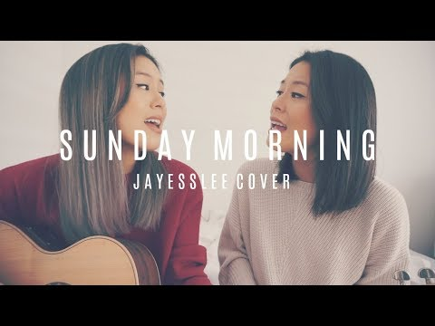 SUNDAY MORNING | MAROON 5 (Jayesslee Cover) Available on Spotify and iTunes!