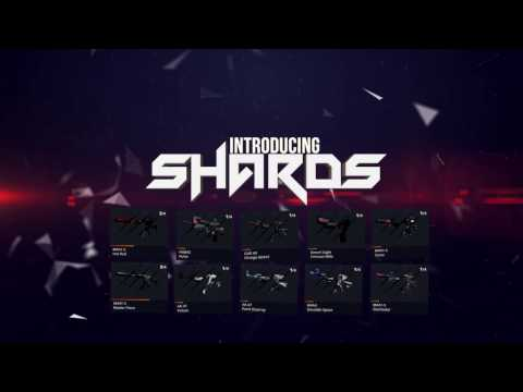 Shards - new feature on Hellcase