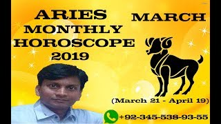 Aries April Monthly Horoscope 2019 Aries April 2019 Forecast In Urdu