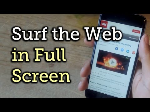 Use This Browser to Surf the Web in Full Screen Mode in iOS 8 [How-To]