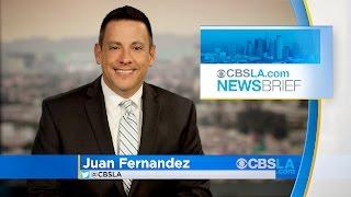 CBSLA.com Early-Afternoon Newsbrief (April 28)