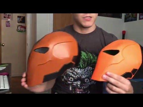 Deathstroke Foam mask